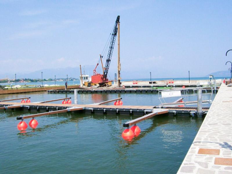 Opere marittime Pasqual Zemiro