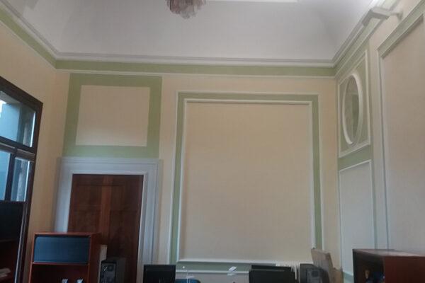 Restauro sala dei ricercatori Palazzo Ca' Bembo (VE)